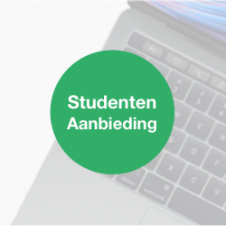 MacBook voor studenten